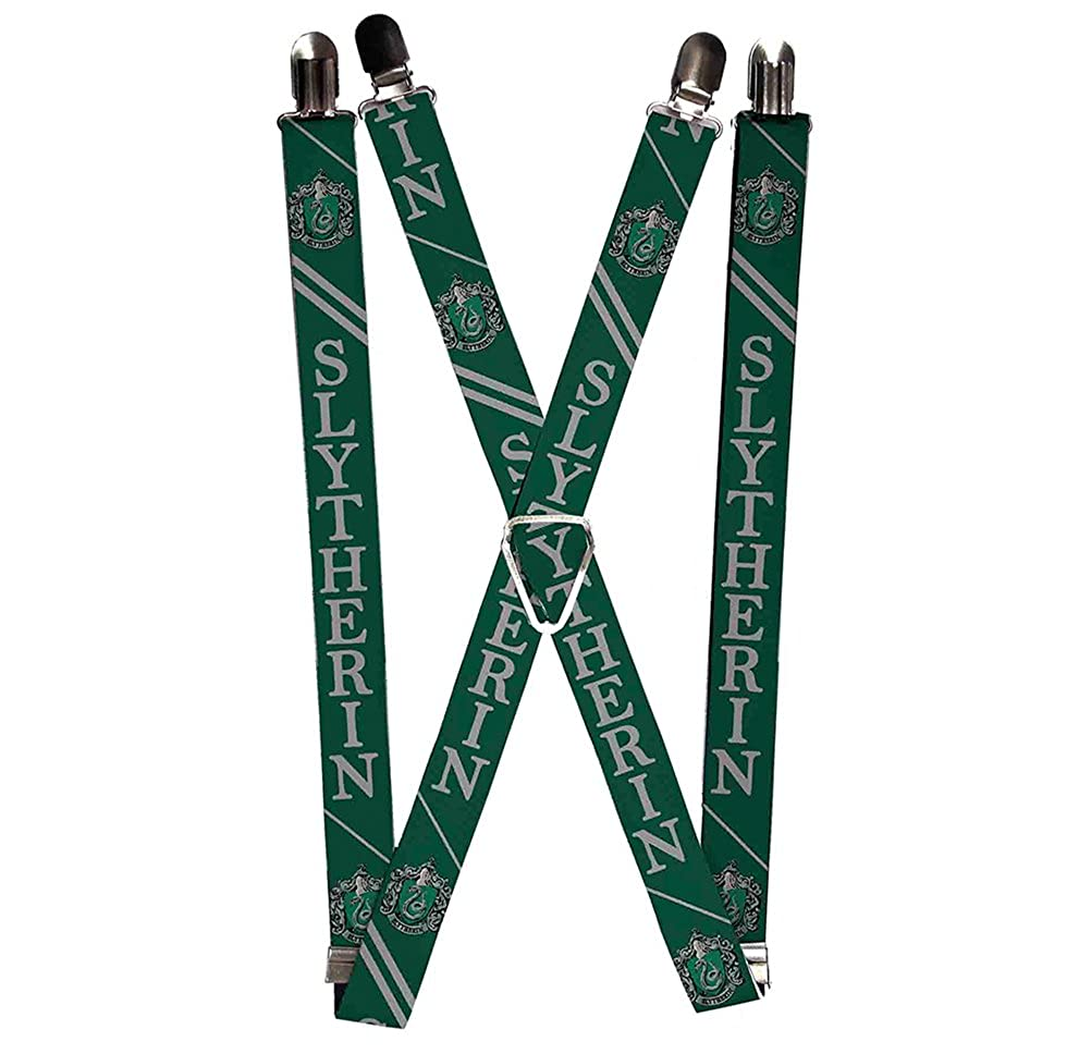 Buckle Down Unisex Suspenders Multicolor One Size Buckle-Down SP-WHP058