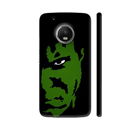 Colorpur The Incredible Hulk Printed Back Case Cover Amazon
