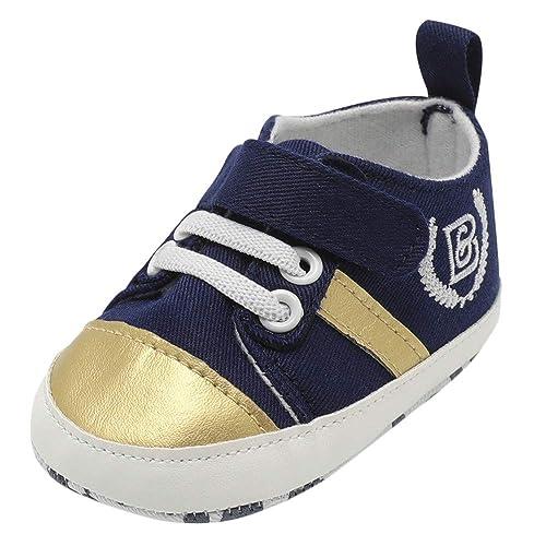 Logobeing Zapatos De Bebé Invierno Bling Cálido Botas Recién Nacido ...