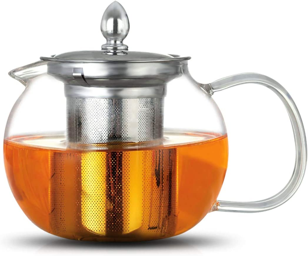 Glass Teapot Infuser 600 ml