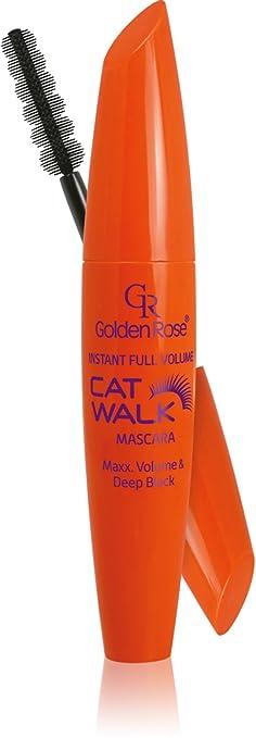 c0d3870284e1a Golden Rose Cat Walk Mascara, Maximum Volume & Deep Black
