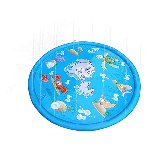 Genday - Espátula Hinchable para niños y niños, con diámetro para ...
