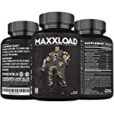 - 61fVb6kCPCL - MAXXLOAD – Ultimate Male Enhancement Pills (60 Capsules) #1 Volumizer and Enhancer Formula – All Natural
