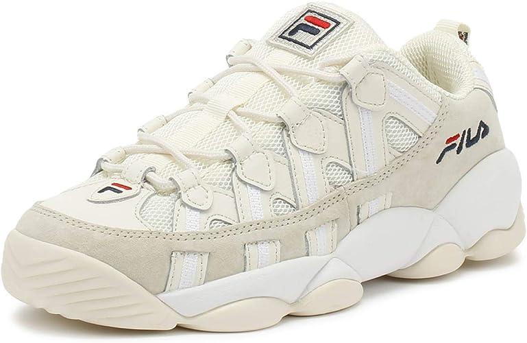 Fila Spaghetti Low Bianco Sneaker: Fila: Amazon.it: Scarpe e