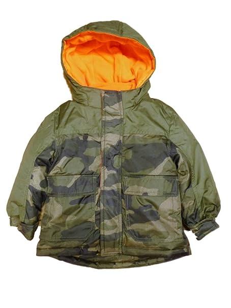 Amazon.com: healthtex Infant bebé Boy verde camuflaje 3-in-1 ...