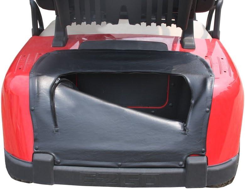 EZGO Rxv 2-Passenger Tonneau Cover Black