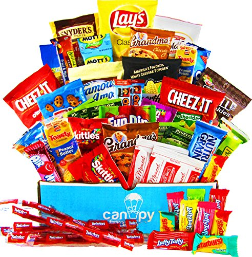 Ultimate Snacks Variety Box