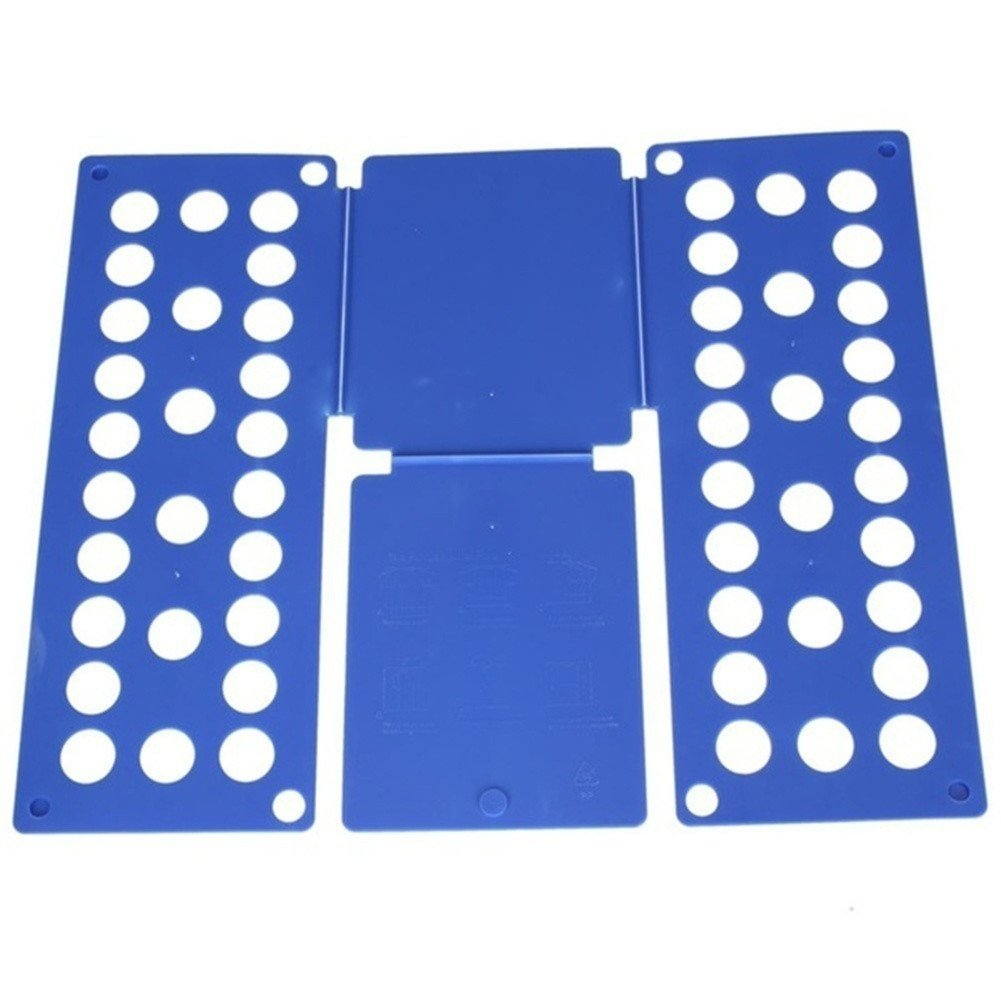Quick Adult Kids Clothes T Shirt Dress Fast Folding Folder Board Flip Organizer (Light Blue) Xinkuang Trading Co. Ltd.