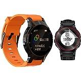 Garmin Forerunner 225 Band avec écran protecteur, TUSITA Bracelet réglable en silicone souple ajustable Bracelet Sport Accessoire pour bracelet pour Garmin Forerunner 225 GPS Watch