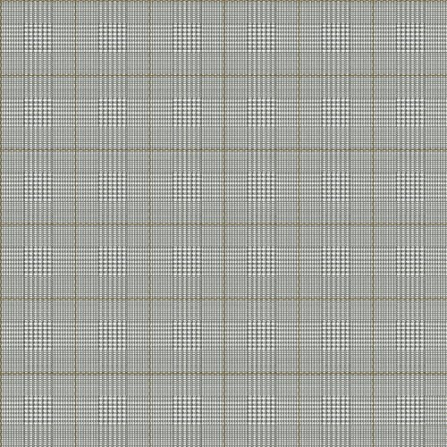 York Wallcoverings Nautical Living Harris Plaid Removable Wallpaper, White/Black/Brown
