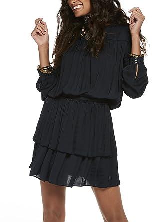 daa189baf6 Scotch   Soda Women s Silky Layered Dress  Amazon.co.uk  Clothing