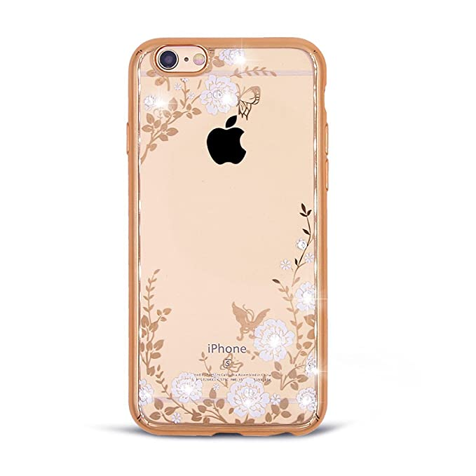 Funda para iPhone 6S Plus Weiky[Secret Garden Series] iPhone ...