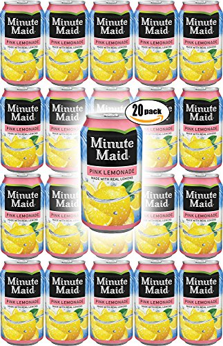 onade, Made With Real Lemons, 12 Fl Oz Cans (Pack of 20, Total of 240 Fl Oz) ()