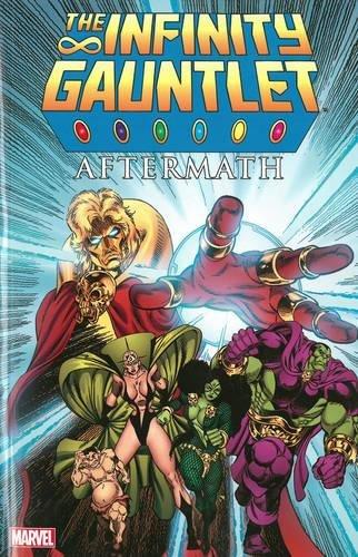 Green Gauntlet (Infinity Gauntlet Aftermath)