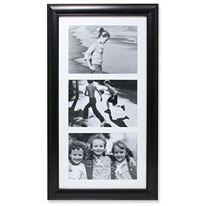 Amazon.com - Lawrence Frames Three Opening Collage Frame, 5 by 7 ...