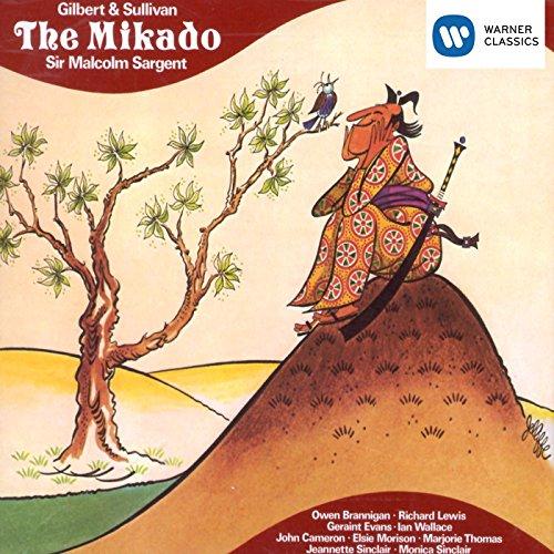 The Mikado or The Town of Titipu: Overture (Allegro moderato - Andante comodo - Allegro con brio) (The Mikado Or The Town Of Titipu)
