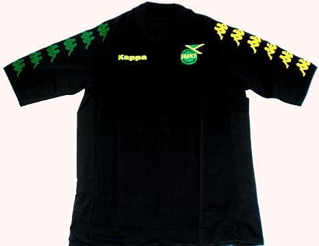 the best attitude b0fcc 42057 Jamaica Reggae Boyz Kappa 3rd Shirt 10/11 LARGE: Amazon.co ...