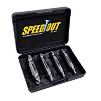 Deals on Ontel SpeedOut Damaged Screw Extractor & Bolt Extractor Set