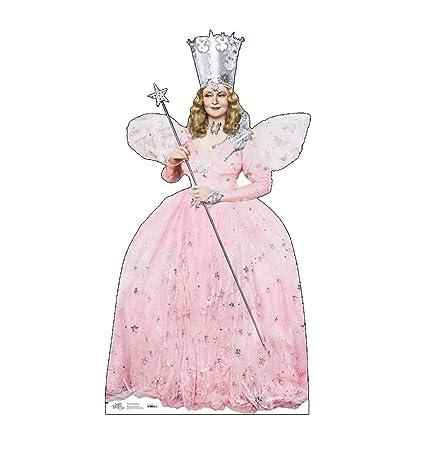 Amazon.com  Advanced Graphics Glinda the Good Witch Life Size ... 768856005c