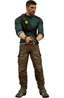 neca splinter cell 7 inch action figure sam fisher no body armor - Splinter Cell Halloween Costume
