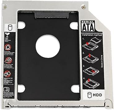 Bandeja para disco duro Lzionew SATA de 2,5
