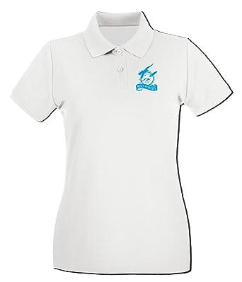 T-Shirtshock - Polo para mujer TM0001 komando ARGENTINA, Talla L ...