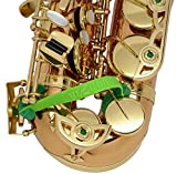 Key Leaves saxophone key props for Alto, Tenor and