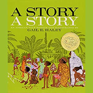 A Story, A Story Audiobook