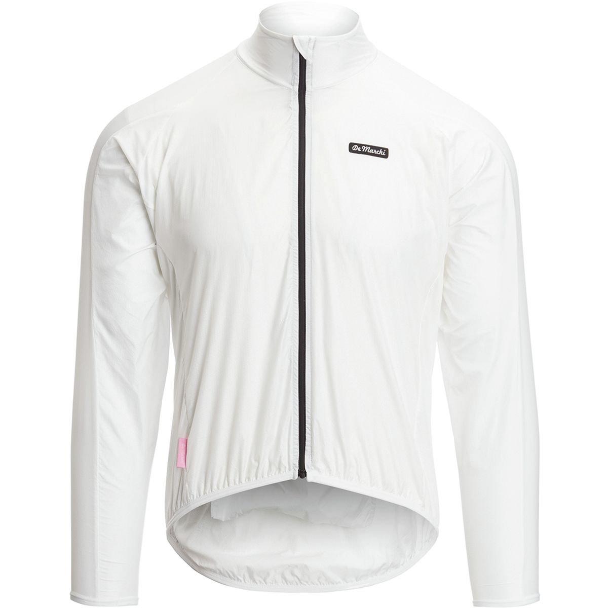 De Marchi Aria Jacket – Men 's X-Small ホワイト B0767FBXR8