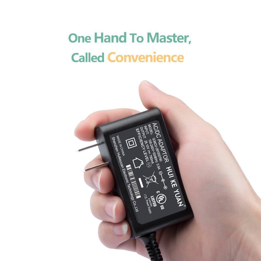 [UL Listed] TFDirect Power Adapter Charger for Dyson Cordless Vacuum Cleaner V8 V7 V6 SV03 SV04 SV06 SV07 SV09 SV10 SV11 (Absolute, Animal, Slim, Fluffy & Motorhead), Replace P/n:967813-02 965875-07 by TFDirect (Image #3)