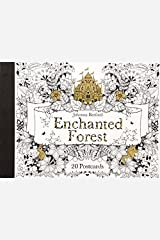 Enchanted Forest Postcards: 20 Postcards Card Book