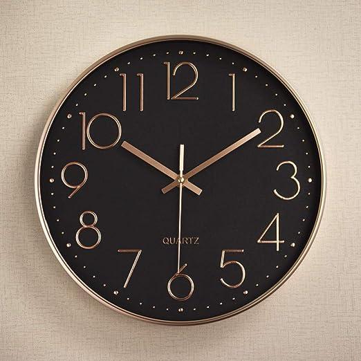 Reloj De Pared PláStico 12