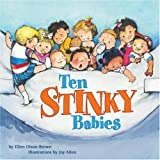 Ten Stinky Babies, Ellen Olson-Brown, 1582461376