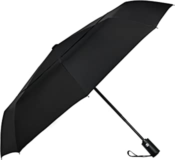 SHINE HAI Windproof Travel Umbrella