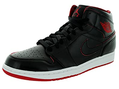 340b2b4402a Image Unavailable. Image not available for. Color: NIKE Mens Air Jordan 1  Mid ...