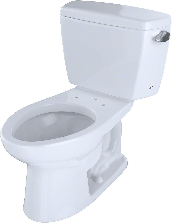 Toto CST744SFR.10#01 Drake bathroom-hardware, Cotton