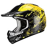 Best Motorcycle Helmet For Triangle DOTs - Triangle Motorcycle Helmets Youth Off Road Sport ATV Review