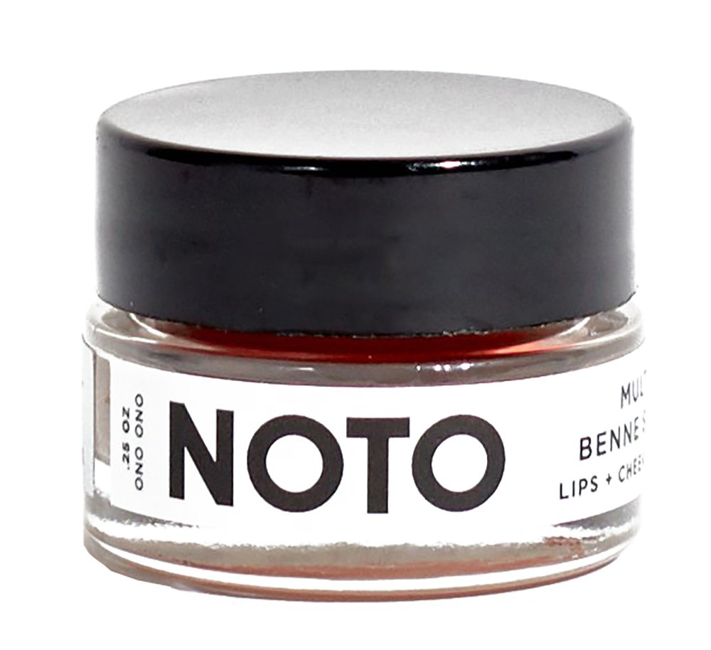 NOTO Botanics - Organic Ono Ono - Multi-Benne Stain (For Lips + Cheeks + Eyes)