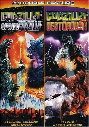 - Godzilla vs. SpaceGodzilla / Godzilla vs. Destoroyah