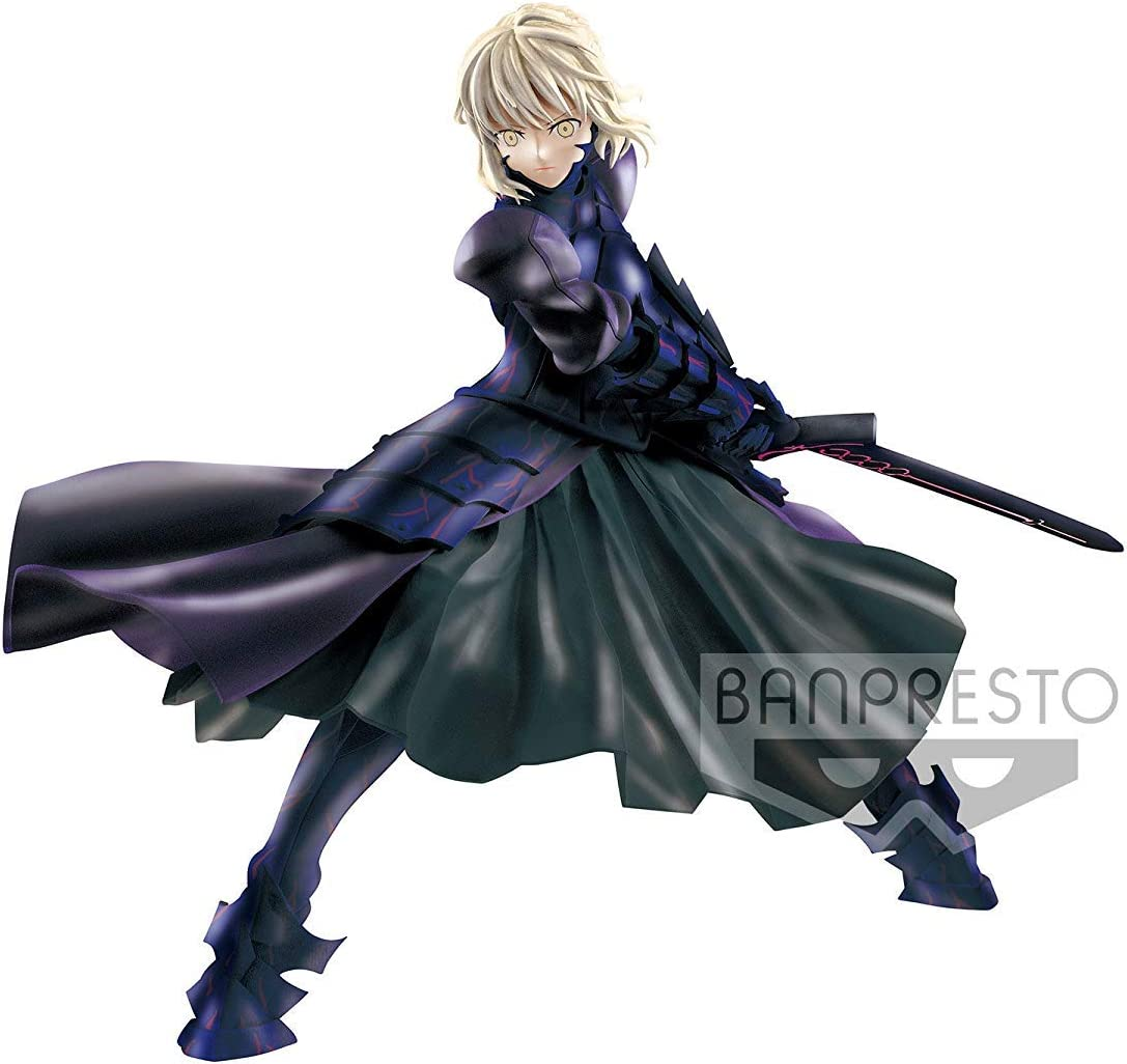 Banpresto Fate Stay Night Heavens Feel Saber Alter PVC Figure BP35451