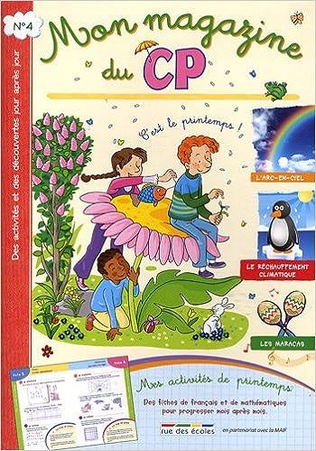 Gratuit Pour Telecharger Le Livre Mon Magazine Du Cp 4