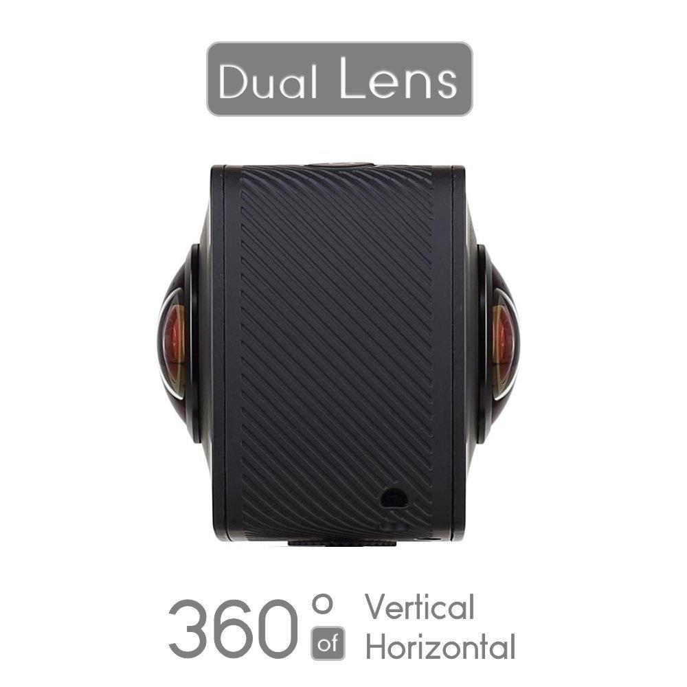 Topvision 720 Degree Panoramic Vr Camera [Built-In Wi-Fi] Mini Digital Imagin.. 18