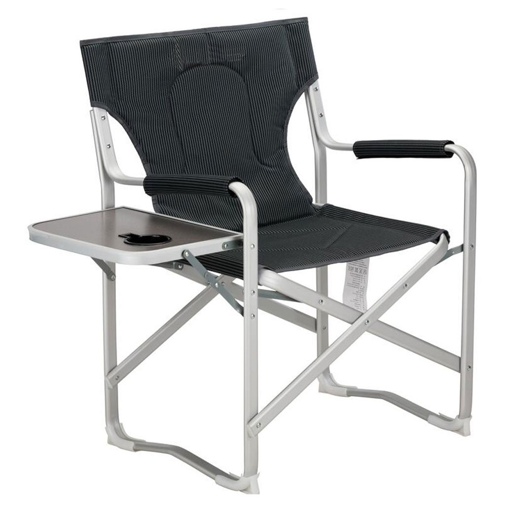 Moolo Outdoor-Portable Klappstuhl Beach Lounge Stuhl Direktor Büro Sessel