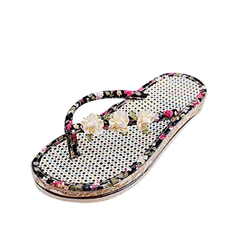 Summer Sandals Inkach Women Summer Bohemia Sandals Ladies Roman Beach Flip Flops Sandals