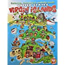 Children's Coloring, Learning & Activity Book United States Virgin Islands ( USVI ) St. Thomas, St. Croix and St. John