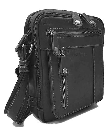 b26d505b7 Matties Bags Bandolera Negra 25cm 0.5Kg: Amazon.es: Equipaje