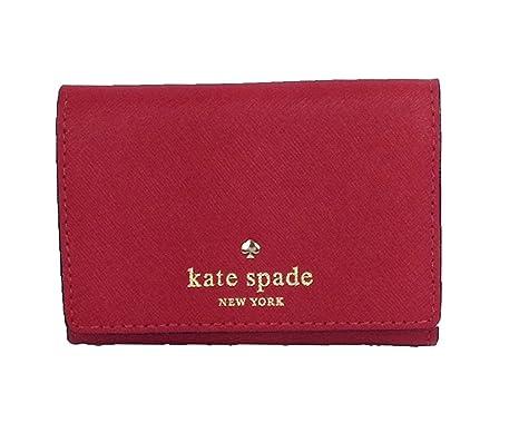 free shipping 3d3ff 5e3c8 Kate Spade New York Mikas Pond Christine Saffiano Leather Card Case ...