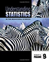 Understanding Statistics in the Behavioral Sciences (Available Titles Aplia)