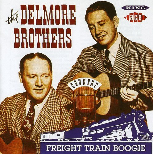 Freight Train Boogie by Ace (Label)