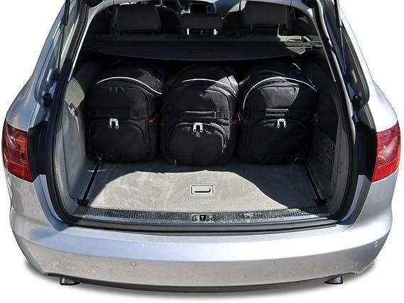 Kjust Dedizierte Reisetaschen 5 Stk Kompatibel Mit Audi A6 Avant C6 2004 2011 Auto